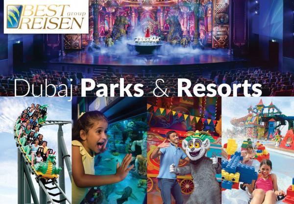 Dubaj Parks