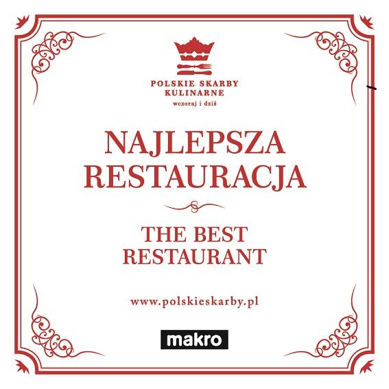 najlepsza restauracja