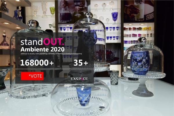 StandOUT Ambiente 2020 zapowiedz konkursu