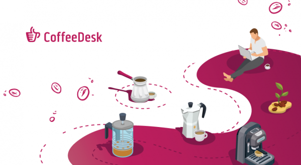 coffedesk