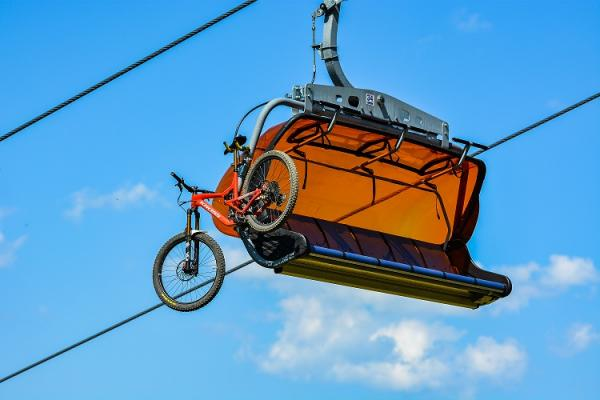 Fot. Bike Park Kasina 2B
