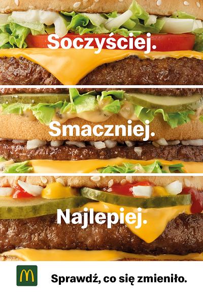 McDonalds Sprawd co sie zmienio 27.05.2020