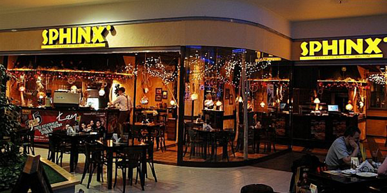 sfinks restauracja