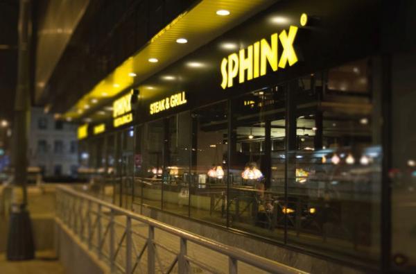 Restauracje Sphinx