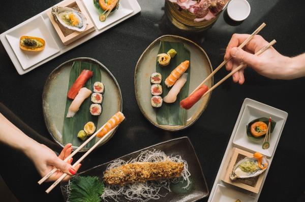 Nobu Dine In 2