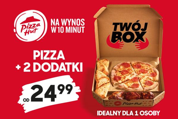 Twoj Box Pizza Hut