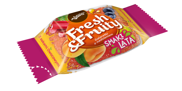FreshFruityCzerwonaSmakiLata