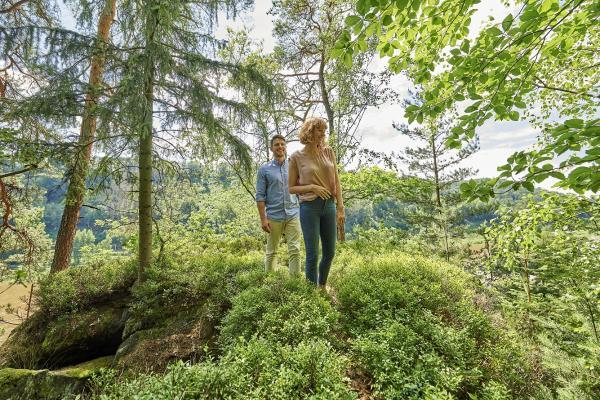 2Bad Schandau Schmilka Wandern in der Natur