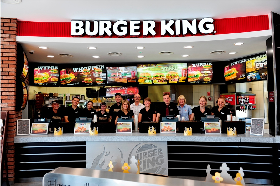 burger king strategic planning and implementation